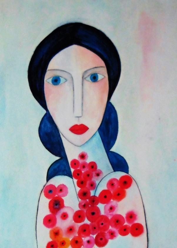 volto-di-donna-cm-41-x-31