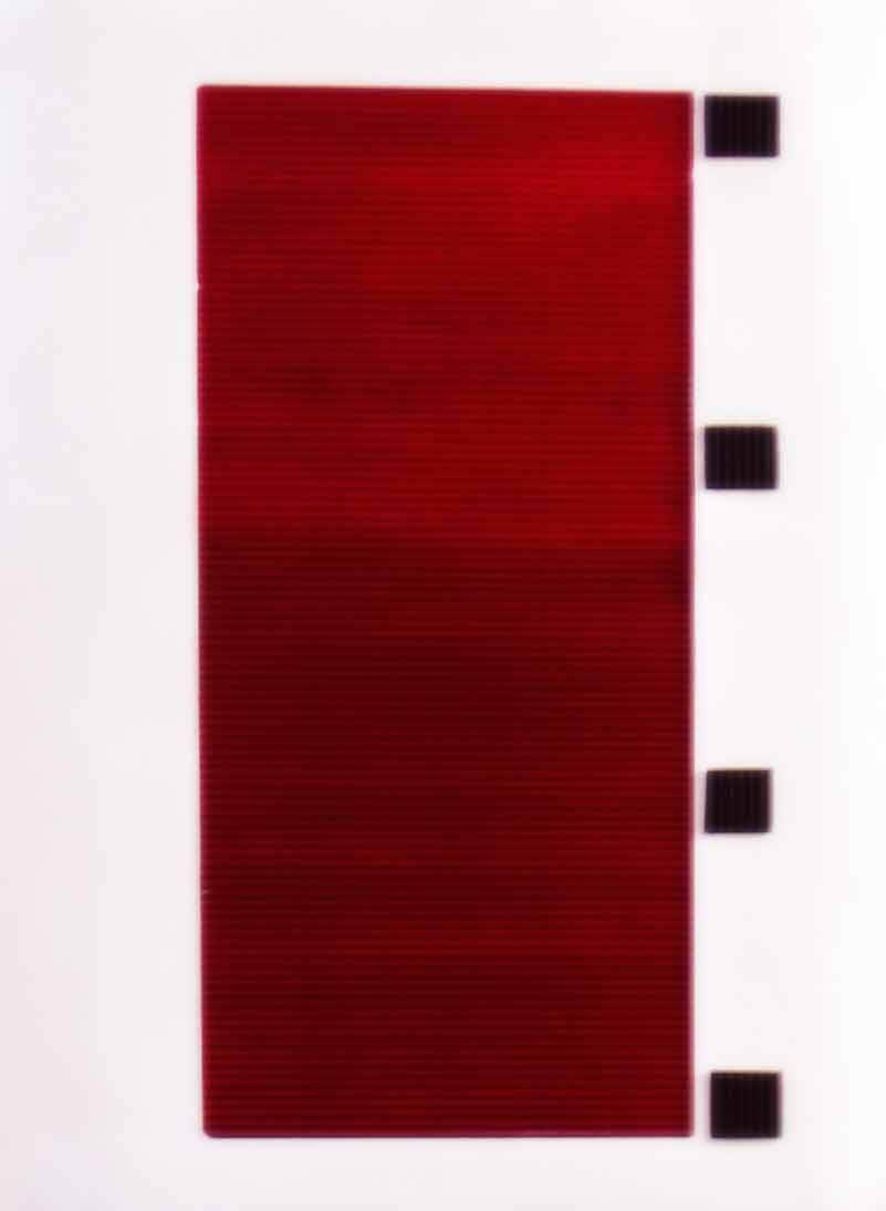 La parete rossa